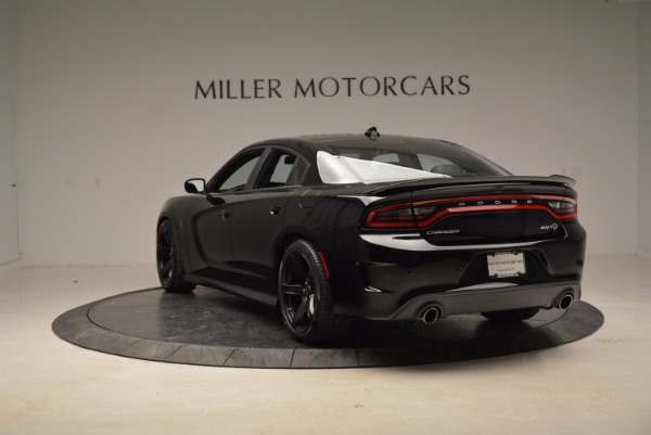 Used 2017 Dodge Charger SRT Hellcat for sale Sold at Rolls-Royce Motor Cars Greenwich in Greenwich CT 06830 5