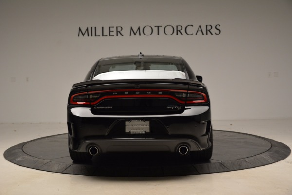 Used 2017 Dodge Charger SRT Hellcat for sale Sold at Rolls-Royce Motor Cars Greenwich in Greenwich CT 06830 6