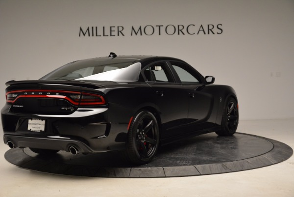 Used 2017 Dodge Charger SRT Hellcat for sale Sold at Rolls-Royce Motor Cars Greenwich in Greenwich CT 06830 7