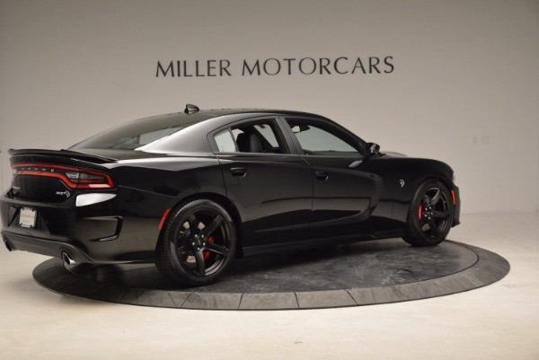 Used 2017 Dodge Charger SRT Hellcat for sale Sold at Rolls-Royce Motor Cars Greenwich in Greenwich CT 06830 8