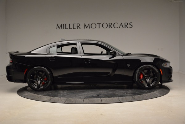 Used 2017 Dodge Charger SRT Hellcat for sale Sold at Rolls-Royce Motor Cars Greenwich in Greenwich CT 06830 9