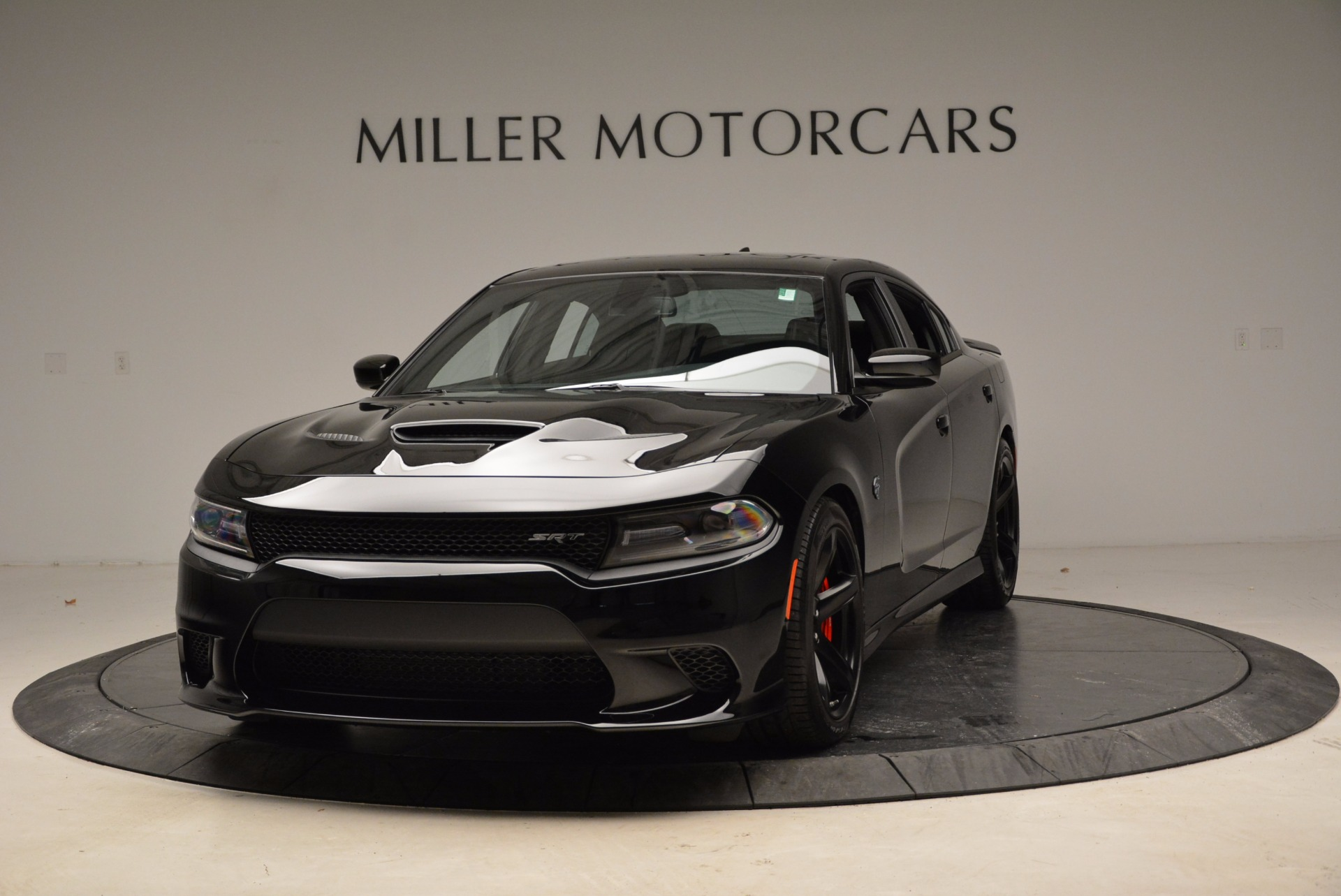 Used 2017 Dodge Charger SRT Hellcat for sale Sold at Rolls-Royce Motor Cars Greenwich in Greenwich CT 06830 1