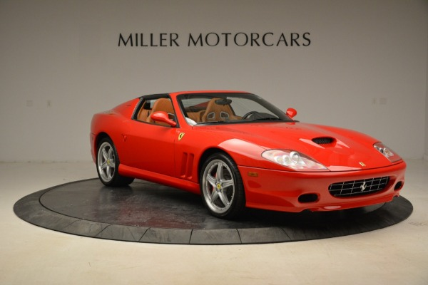 Used 2005 Ferrari Superamerica for sale $299,900 at Rolls-Royce Motor Cars Greenwich in Greenwich CT 06830 10