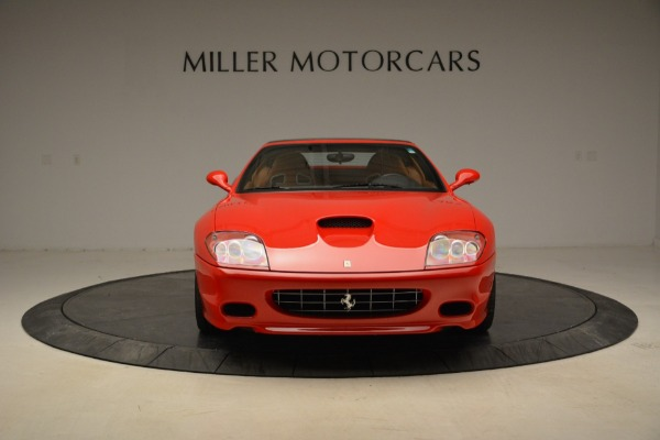 Used 2005 FERRARI Superamerica for sale $299,900 at Rolls-Royce Motor Cars Greenwich in Greenwich CT 06830 11