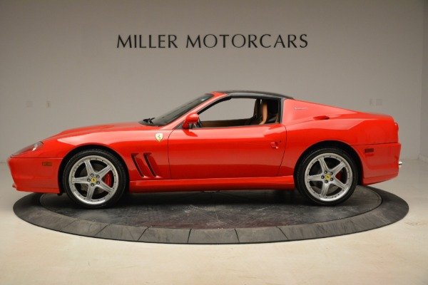 Used 2005 Ferrari Superamerica for sale $299,900 at Rolls-Royce Motor Cars Greenwich in Greenwich CT 06830 14