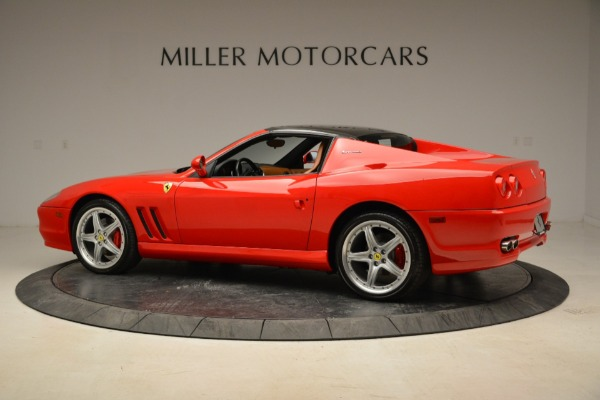 Used 2005 FERRARI Superamerica for sale $299,900 at Rolls-Royce Motor Cars Greenwich in Greenwich CT 06830 15