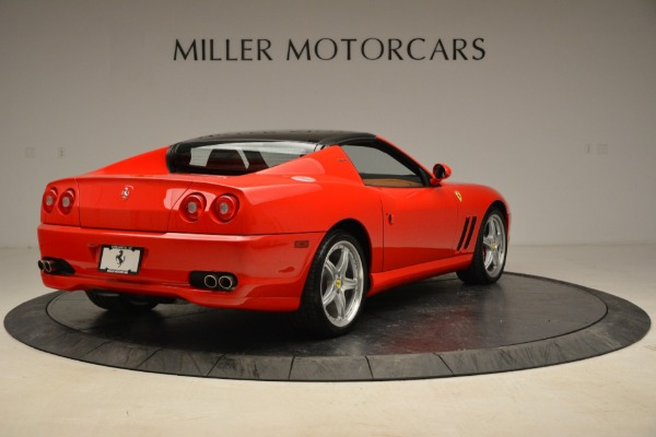 Used 2005 FERRARI Superamerica for sale $299,900 at Rolls-Royce Motor Cars Greenwich in Greenwich CT 06830 17