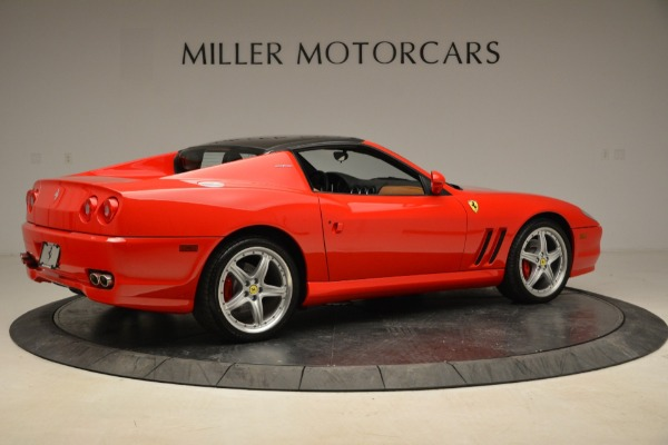 Used 2005 FERRARI Superamerica for sale $299,900 at Rolls-Royce Motor Cars Greenwich in Greenwich CT 06830 18