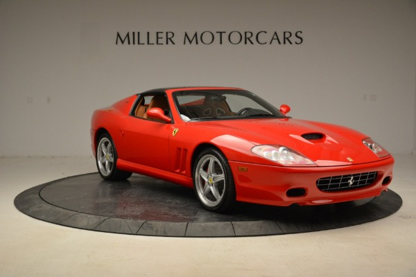 Used 2005 FERRARI Superamerica for sale $299,900 at Rolls-Royce Motor Cars Greenwich in Greenwich CT 06830 20