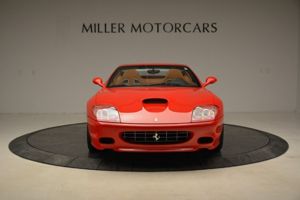 Used 2005 FERRARI Superamerica for sale $299,900 at Rolls-Royce Motor Cars Greenwich in Greenwich CT 06830 21