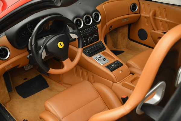Used 2005 FERRARI Superamerica for sale $299,900 at Rolls-Royce Motor Cars Greenwich in Greenwich CT 06830 23