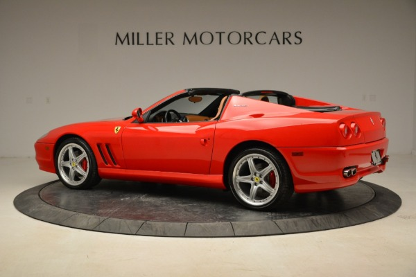 Used 2005 Ferrari Superamerica for sale $299,900 at Rolls-Royce Motor Cars Greenwich in Greenwich CT 06830 3