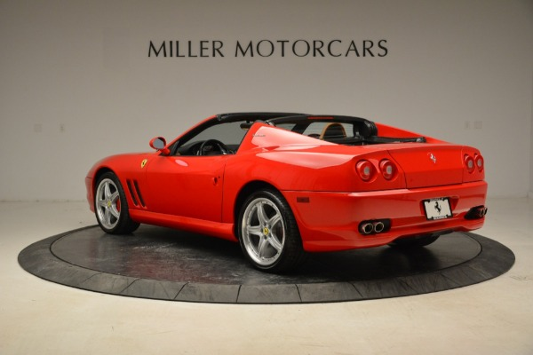 Used 2005 FERRARI Superamerica for sale $299,900 at Rolls-Royce Motor Cars Greenwich in Greenwich CT 06830 4