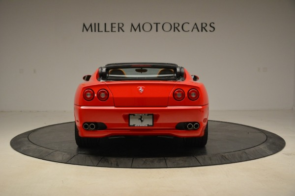 Used 2005 Ferrari Superamerica for sale $299,900 at Rolls-Royce Motor Cars Greenwich in Greenwich CT 06830 5