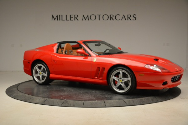 Used 2005 FERRARI Superamerica for sale $299,900 at Rolls-Royce Motor Cars Greenwich in Greenwich CT 06830 9