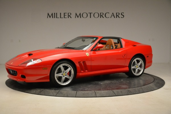 Used 2005 FERRARI Superamerica for sale $299,900 at Rolls-Royce Motor Cars Greenwich in Greenwich CT 06830 1
