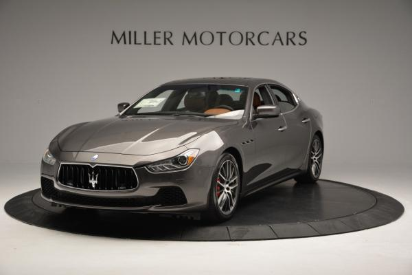 Used 2016 Maserati Ghibli S Q4 for sale Sold at Rolls-Royce Motor Cars Greenwich in Greenwich CT 06830 18