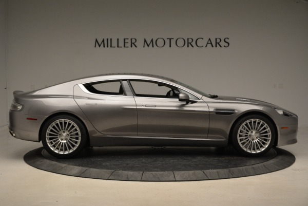 Used 2014 Aston Martin Rapide S for sale Sold at Rolls-Royce Motor Cars Greenwich in Greenwich CT 06830 9