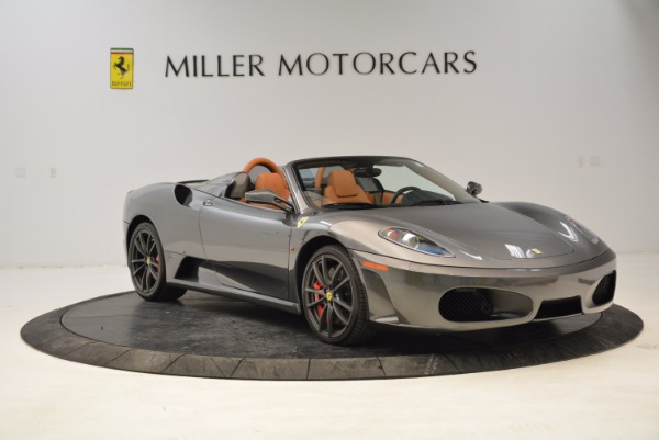 Used 2008 Ferrari F430 Spider for sale Sold at Rolls-Royce Motor Cars Greenwich in Greenwich CT 06830 11