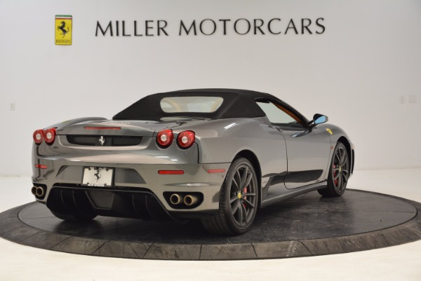 Used 2008 Ferrari F430 Spider for sale Sold at Rolls-Royce Motor Cars Greenwich in Greenwich CT 06830 19