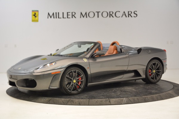 Used 2008 Ferrari F430 Spider for sale Sold at Rolls-Royce Motor Cars Greenwich in Greenwich CT 06830 2