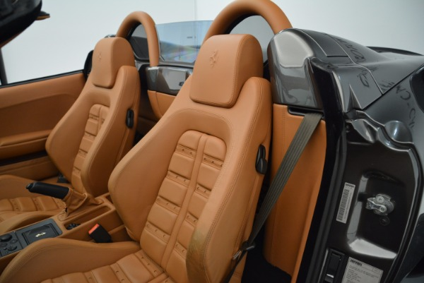 Used 2008 Ferrari F430 Spider for sale Sold at Rolls-Royce Motor Cars Greenwich in Greenwich CT 06830 26