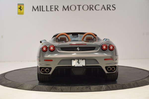 Used 2008 Ferrari F430 Spider for sale Sold at Rolls-Royce Motor Cars Greenwich in Greenwich CT 06830 6