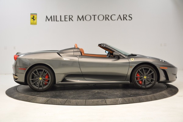 Used 2008 Ferrari F430 Spider for sale Sold at Rolls-Royce Motor Cars Greenwich in Greenwich CT 06830 9