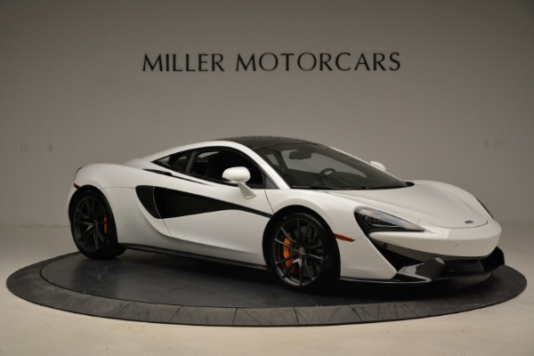 Used 2017 McLaren 570S for sale Sold at Rolls-Royce Motor Cars Greenwich in Greenwich CT 06830 10