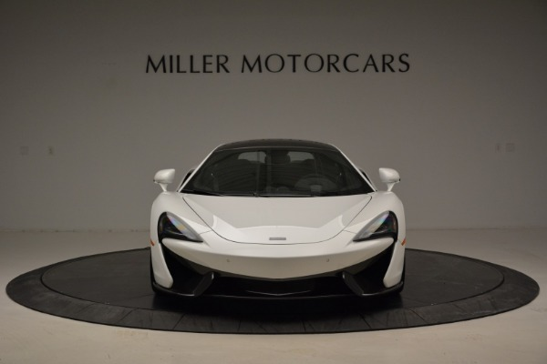 Used 2017 McLaren 570S for sale Sold at Rolls-Royce Motor Cars Greenwich in Greenwich CT 06830 12