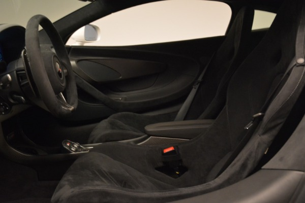 Used 2017 McLaren 570S for sale Sold at Rolls-Royce Motor Cars Greenwich in Greenwich CT 06830 17
