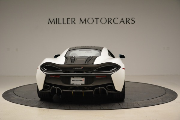 Used 2017 McLaren 570S for sale Sold at Rolls-Royce Motor Cars Greenwich in Greenwich CT 06830 6