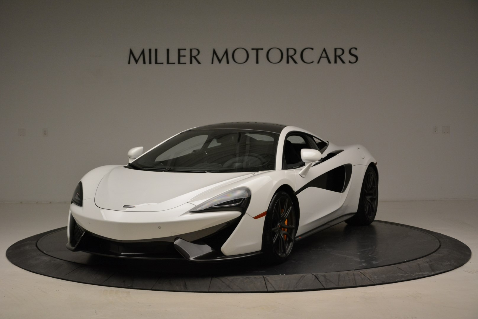 Used 2017 McLaren 570S for sale Sold at Rolls-Royce Motor Cars Greenwich in Greenwich CT 06830 1