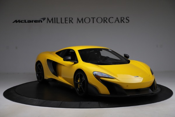 Used 2016 McLaren 675LT for sale $225,900 at Rolls-Royce Motor Cars Greenwich in Greenwich CT 06830 10