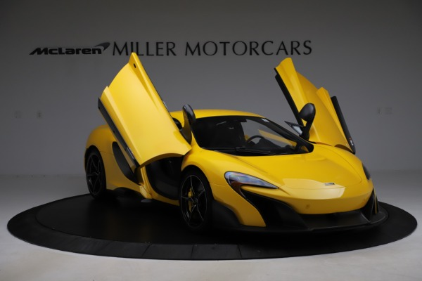 Used 2016 McLaren 675LT for sale $225,900 at Rolls-Royce Motor Cars Greenwich in Greenwich CT 06830 11