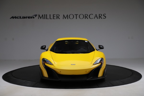 Used 2016 McLaren 675LT for sale $225,900 at Rolls-Royce Motor Cars Greenwich in Greenwich CT 06830 12