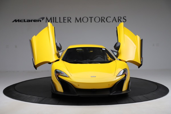 Used 2016 McLaren 675LT for sale $225,900 at Rolls-Royce Motor Cars Greenwich in Greenwich CT 06830 13