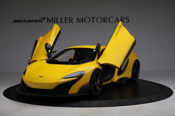 Used 2016 McLaren 675LT for sale $225,900 at Rolls-Royce Motor Cars Greenwich in Greenwich CT 06830 14