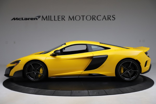 Used 2016 McLaren 675LT for sale $225,900 at Rolls-Royce Motor Cars Greenwich in Greenwich CT 06830 2