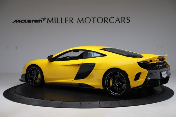 Used 2016 McLaren 675LT for sale $225,900 at Rolls-Royce Motor Cars Greenwich in Greenwich CT 06830 3