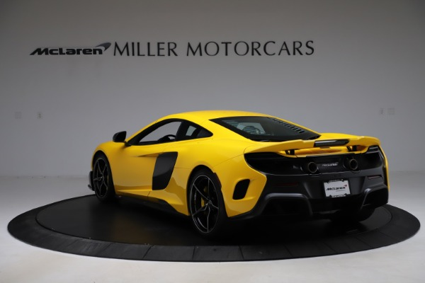 Used 2016 McLaren 675LT Coupe for sale $225,900 at Rolls-Royce Motor Cars Greenwich in Greenwich CT 06830 4