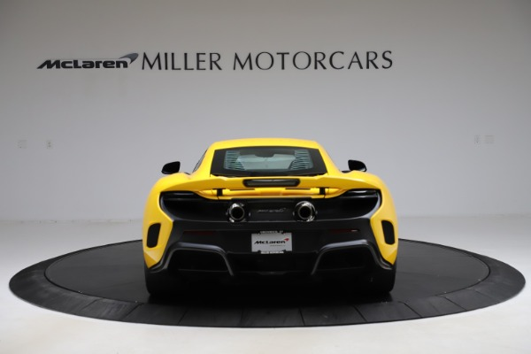 Used 2016 McLaren 675LT for sale $225,900 at Rolls-Royce Motor Cars Greenwich in Greenwich CT 06830 5