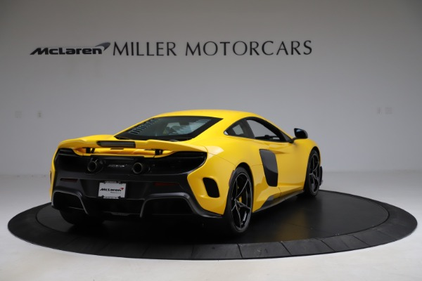 Used 2016 McLaren 675LT for sale $225,900 at Rolls-Royce Motor Cars Greenwich in Greenwich CT 06830 6