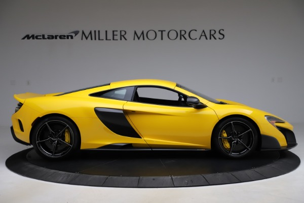 Used 2016 McLaren 675LT for sale $225,900 at Rolls-Royce Motor Cars Greenwich in Greenwich CT 06830 8