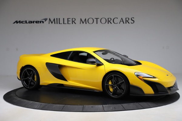 Used 2016 McLaren 675LT Coupe for sale $225,900 at Rolls-Royce Motor Cars Greenwich in Greenwich CT 06830 9
