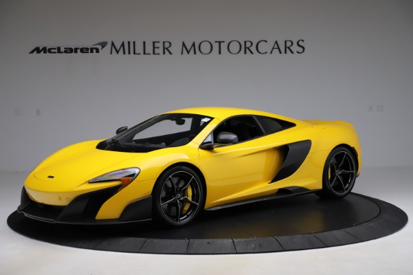 Used 2016 McLaren 675LT Coupe for sale $225,900 at Rolls-Royce Motor Cars Greenwich in Greenwich CT 06830 1