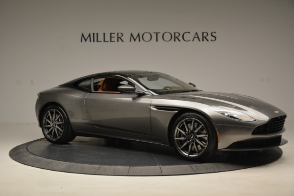Used 2018 Aston Martin DB11 V12 for sale $169,990 at Rolls-Royce Motor Cars Greenwich in Greenwich CT 06830 10
