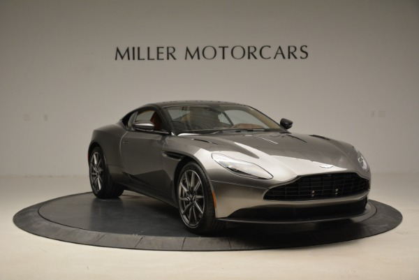 Used 2018 Aston Martin DB11 V12 for sale $169,990 at Rolls-Royce Motor Cars Greenwich in Greenwich CT 06830 11