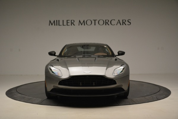 Used 2018 Aston Martin DB11 V12 for sale $169,990 at Rolls-Royce Motor Cars Greenwich in Greenwich CT 06830 12