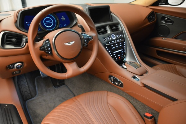 Used 2018 Aston Martin DB11 V12 for sale $169,990 at Rolls-Royce Motor Cars Greenwich in Greenwich CT 06830 14